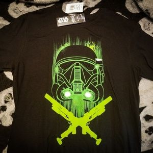 Star Wars Rogue One Deathtrooper T-shirt sz Large